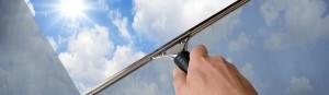 Mise O net nettoyage vitres